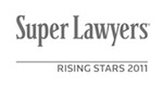 Super Lawyers Rising Stars 2011