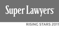 Super Lawyers Rising Star 2011