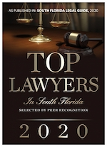 Top Lawyers 2020 South Florida